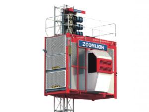 Asecensor de obra sc series sc 200