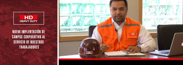 noticias heavy duty-implementa-campus-corporativo-en-beneficio-de-sus-equipo-humano